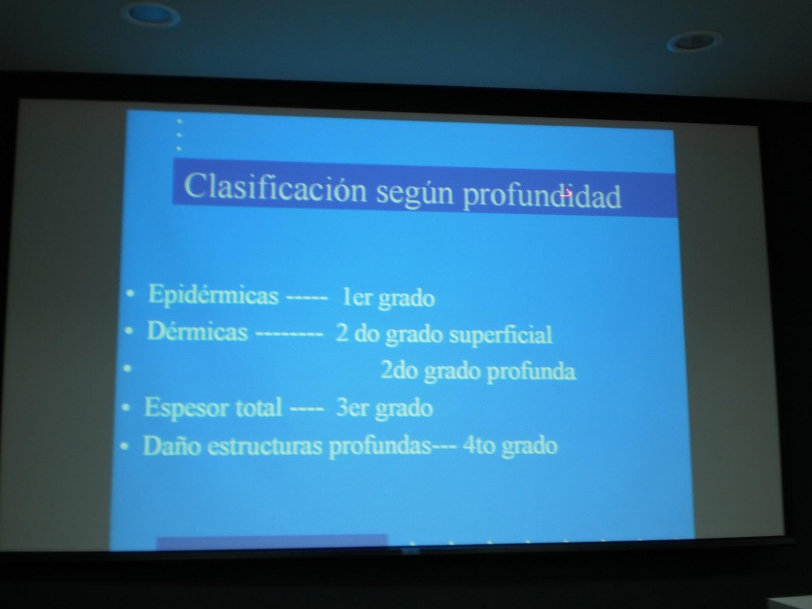 Emergencia23rd srl quemadura de cuarto grado for Quemadura cuarto grado