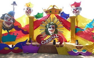 Graciano Cottages Goa Festival Carnival 2012
