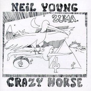 Neil Young & Crazy Horse Zuma album cover