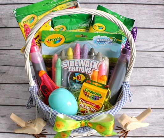 Inside the brick house 15 themed easter baskets for kiddos of all ages its important to keep in mind that we can remember and celebrate his sacrifice and victory with or without easter baskets negle Images