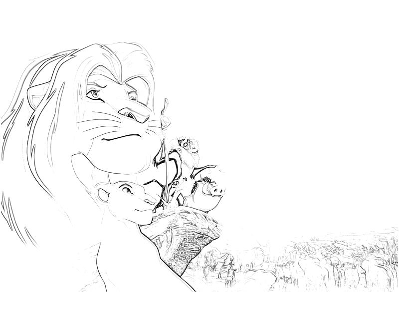 10-simba-characters-the-lion-king-coloring-pages