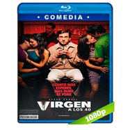 Virgen a los 40 (2005) Full HD 1080p Audio Dual Latino-Ingles