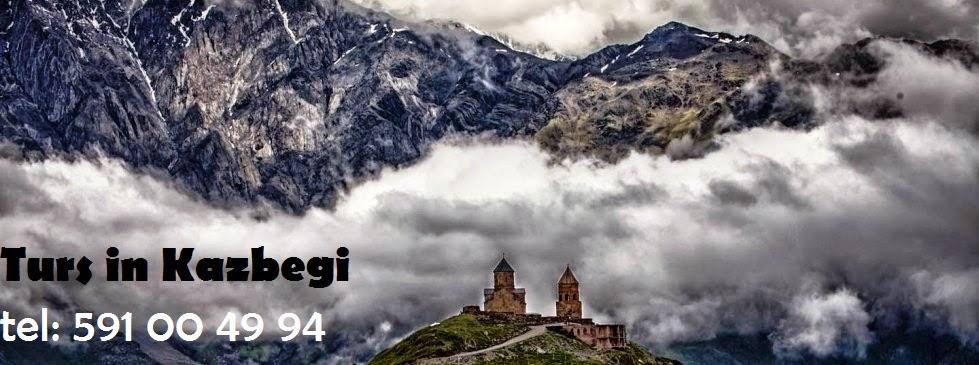 Tours in Kazbegi