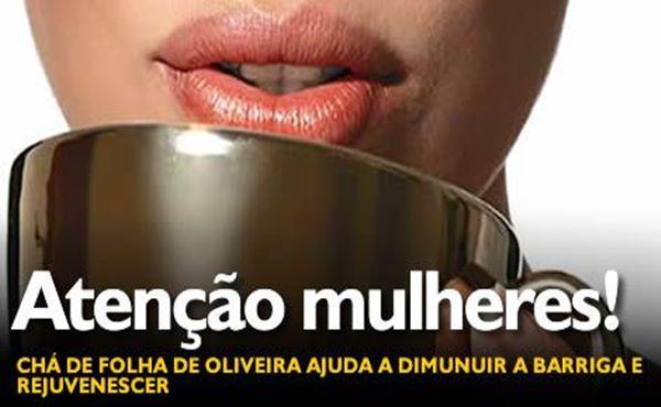 Chá de Oliveira Emagrece Mesmo ?