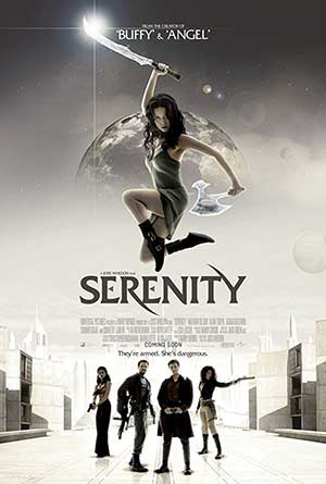 Serenity 2005 Hindi Dubbed 300MB ENG BluRay 480p