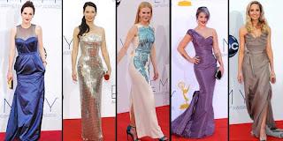 Busana Terbaik Emmy Award 2012