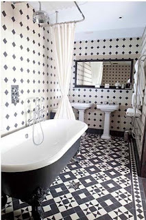Tile Interior Design Bathroom Photo Ideas