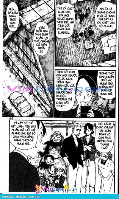 Detective Conan - Thám Tử Lừng Danh Conan chap 581 page 2 - IZTruyenTranh.com