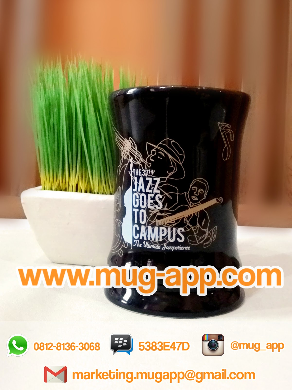 Souvenir Event 37th Jazz Goes To Campus