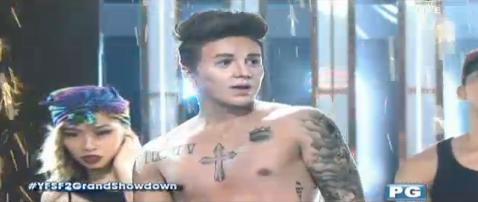 YFSF - Sam Concepcion as Justin Bieber
