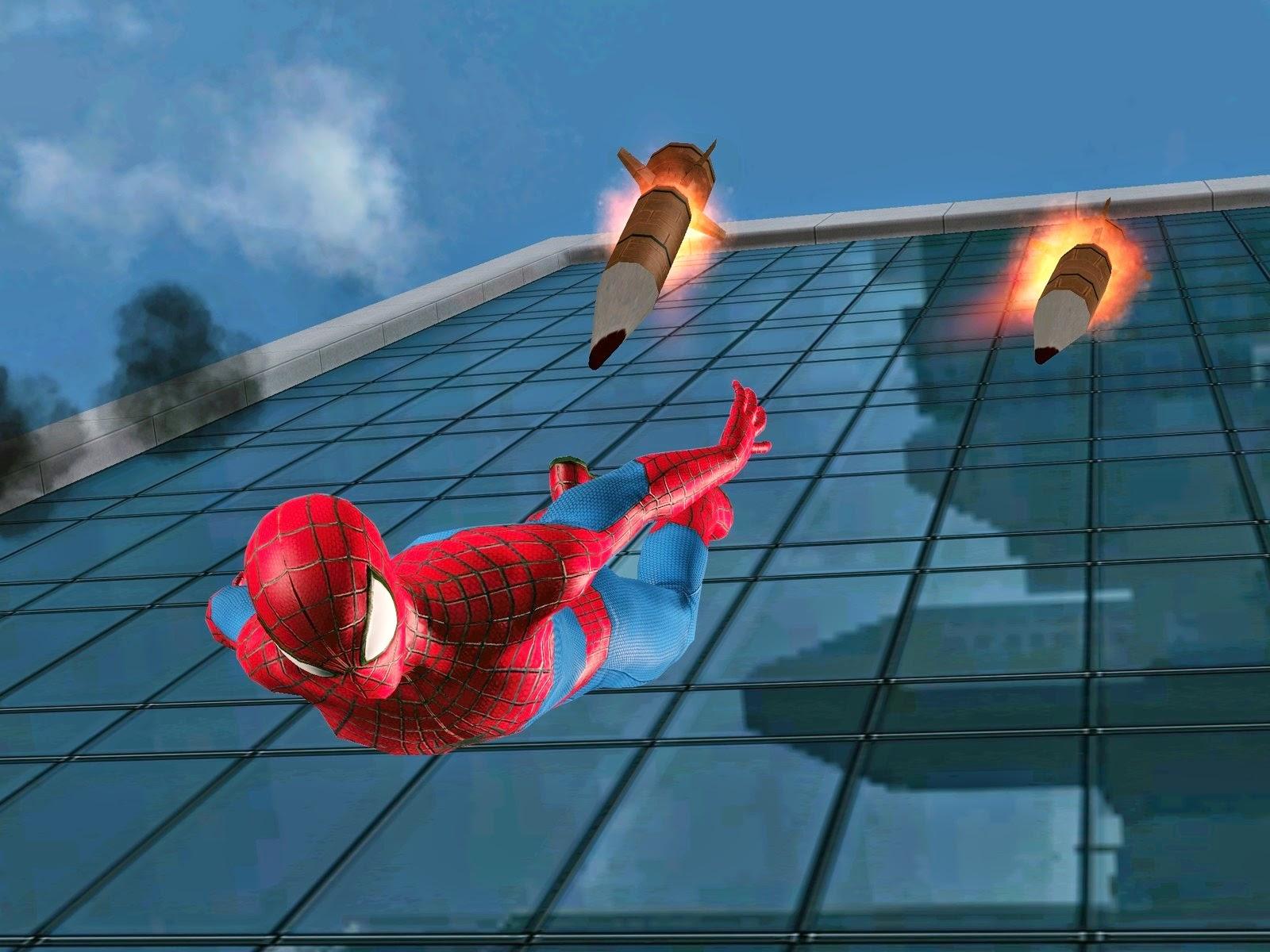 The Amazing Spider-Man 2 pela Gameloft