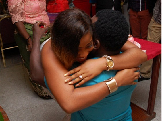 Photos From Singer Duncan Mighty's Wedding