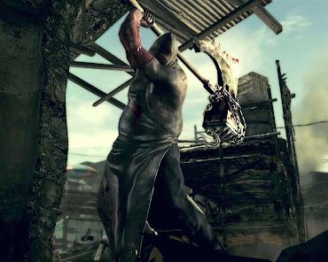 #36 Resident Evil Wallpaper