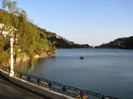 Naini Lake Nainital India