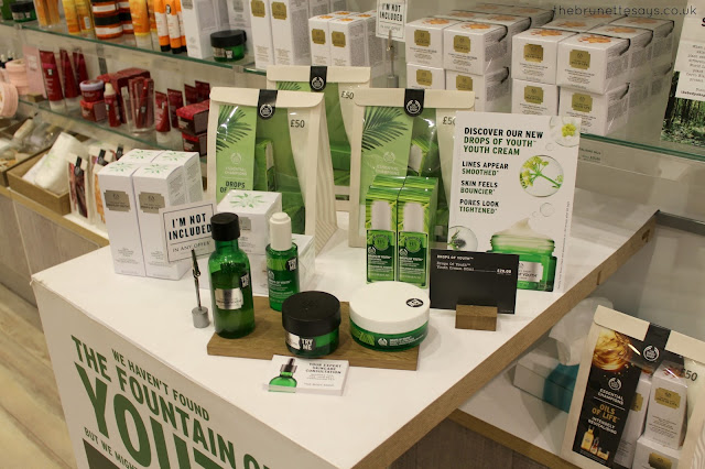 The Body Shop, Drops of Youth, Skincare