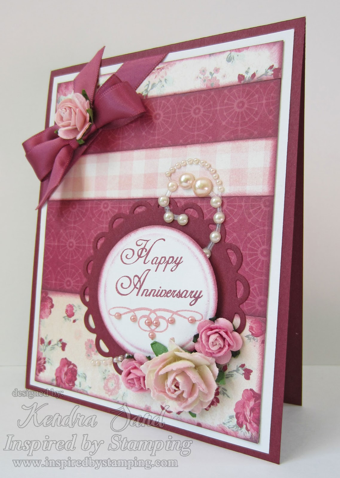 Luv 2 Scrap n\' Make Cards: IBS & Addicted to Stamps