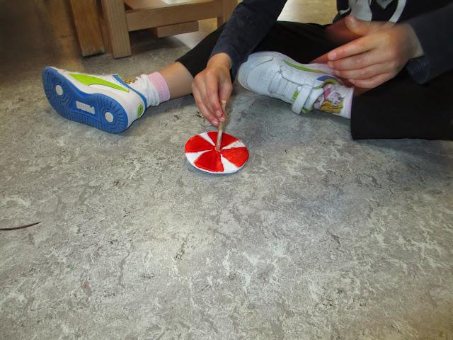 Kreatives mit Holz im Kindergarten