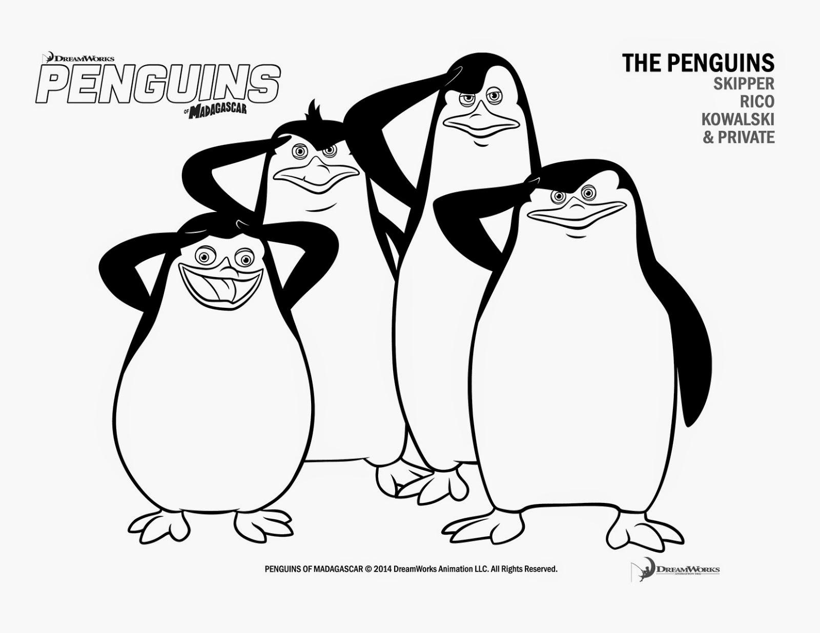 The Mommy Island Flipping Awesome Penguins Of Madagascar
