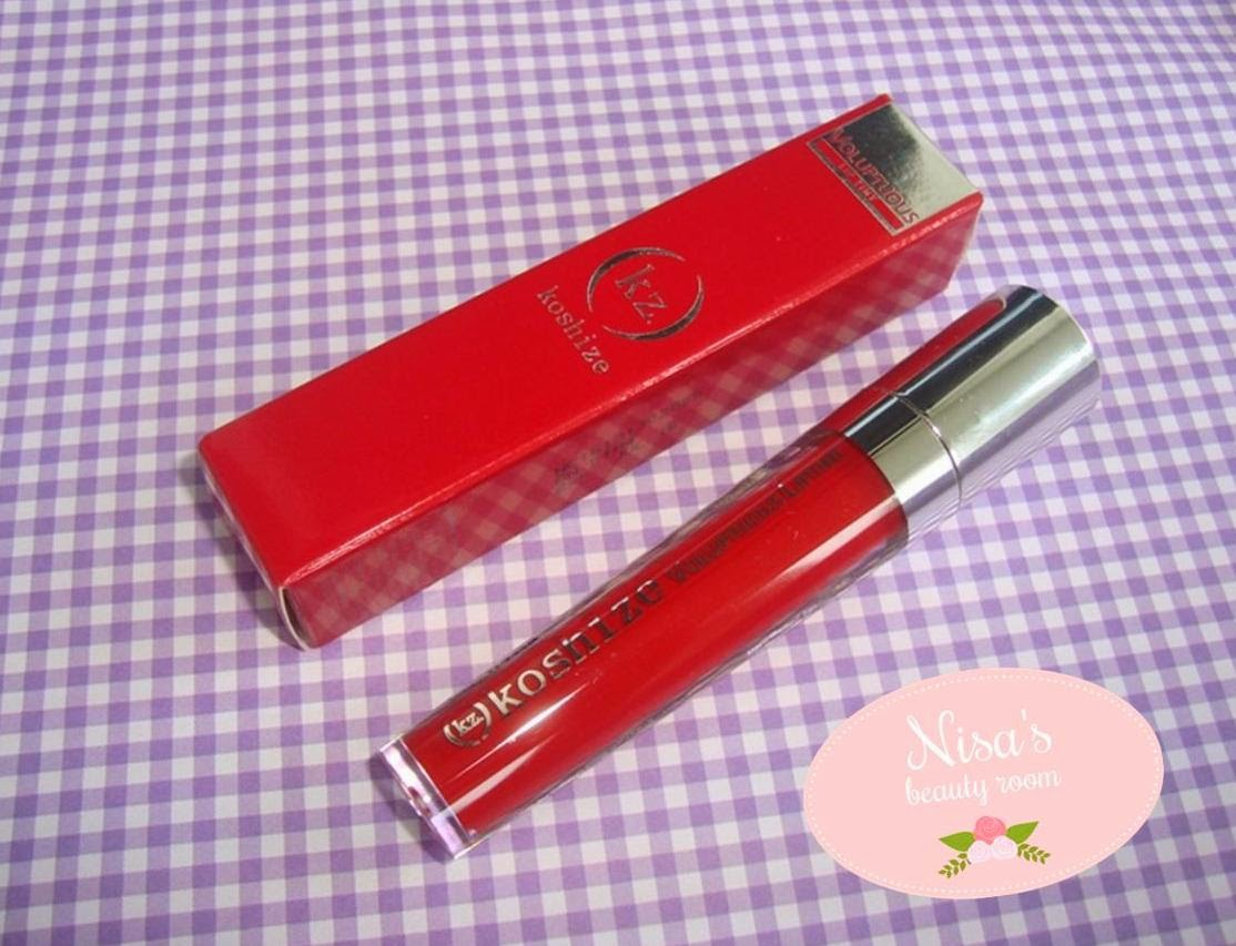 Sophie Paris Kluge Sparklips and Koshize Voluptous Lips