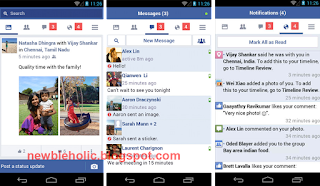 Download aplikasi Facebook Ringan Cepat dan Smooth Android