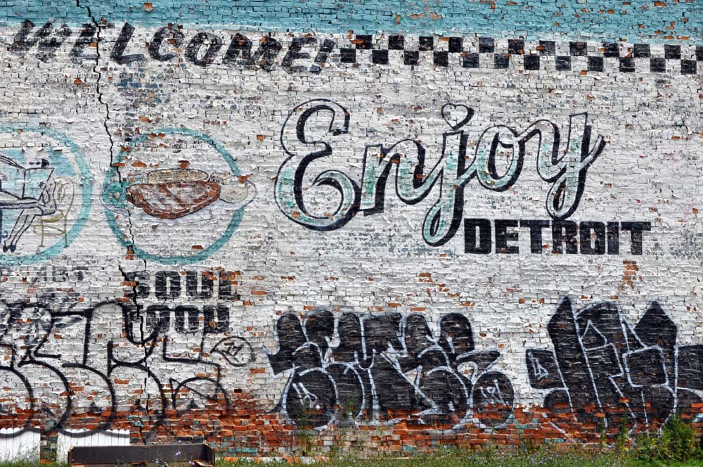 Toronto grand prix tourist a toronto blog detroit and for Enjoy detroit mural