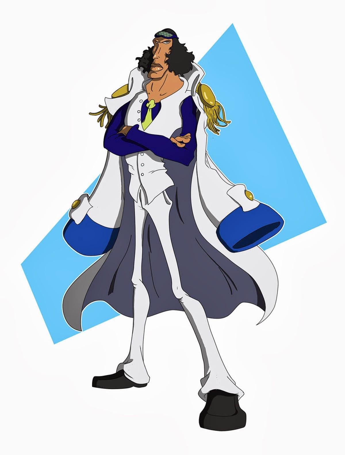 Aokiji (Kuzan)