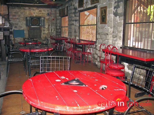 Kamias Shake from Historic Camalig Restaurant