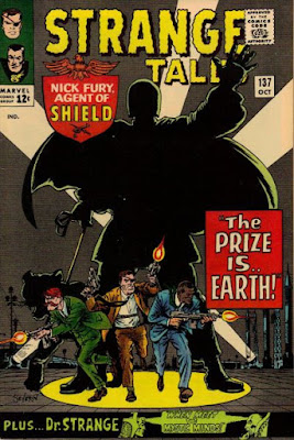 Strange Tales #137, SHIELD