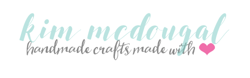 Kim McDougal, Crocheter. Knitter. Crafter/Artist.