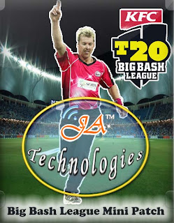 Big Bash Cricket Patch 2012 for ea cricket 07