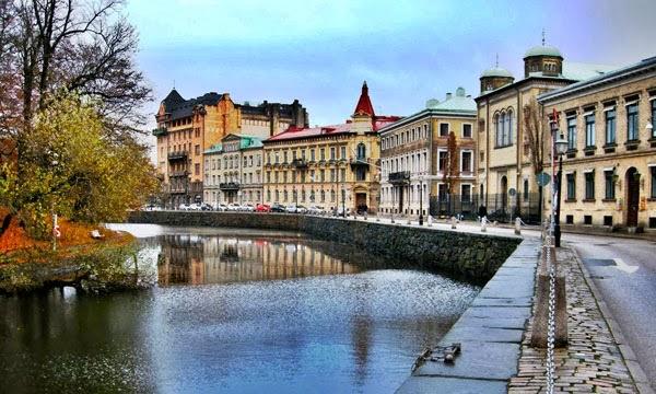 瑞典哥德堡市