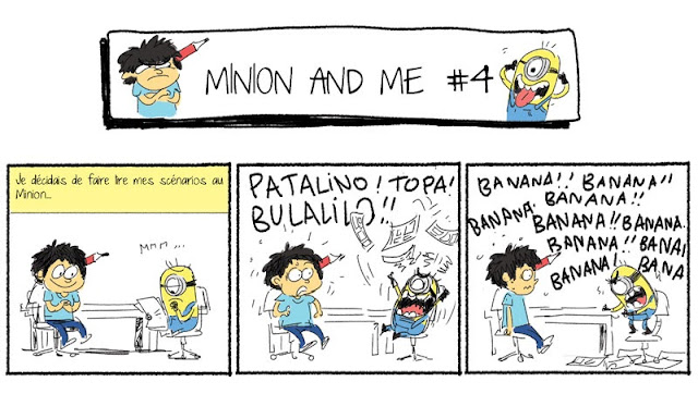 Minion and me critique