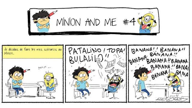 Minion and me critique