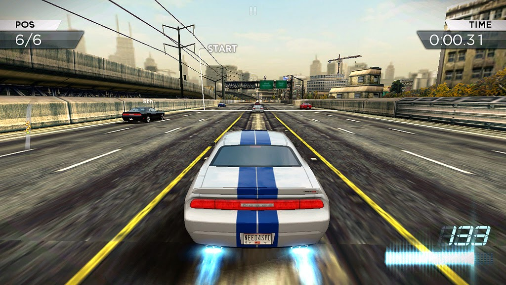 Need For Speed Most Wanted 1.0.50 Apk File Download ~ ApkMania