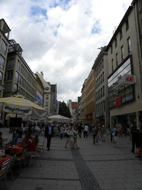 Munich Shopping