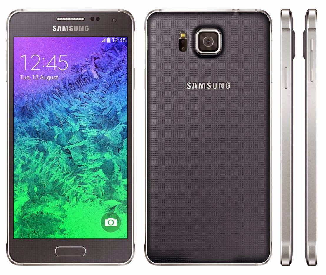 Harga Dan Spesifikasi HP Samsung Galaxy Alpha 2015 - Memori Internal 32 GB