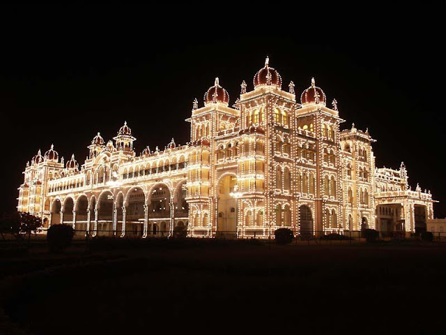 Mysore Palace Wallpapers Collections