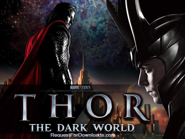 Thor: The Dark World (2013)  English Movie Full Movie by RequestForDownloads.com