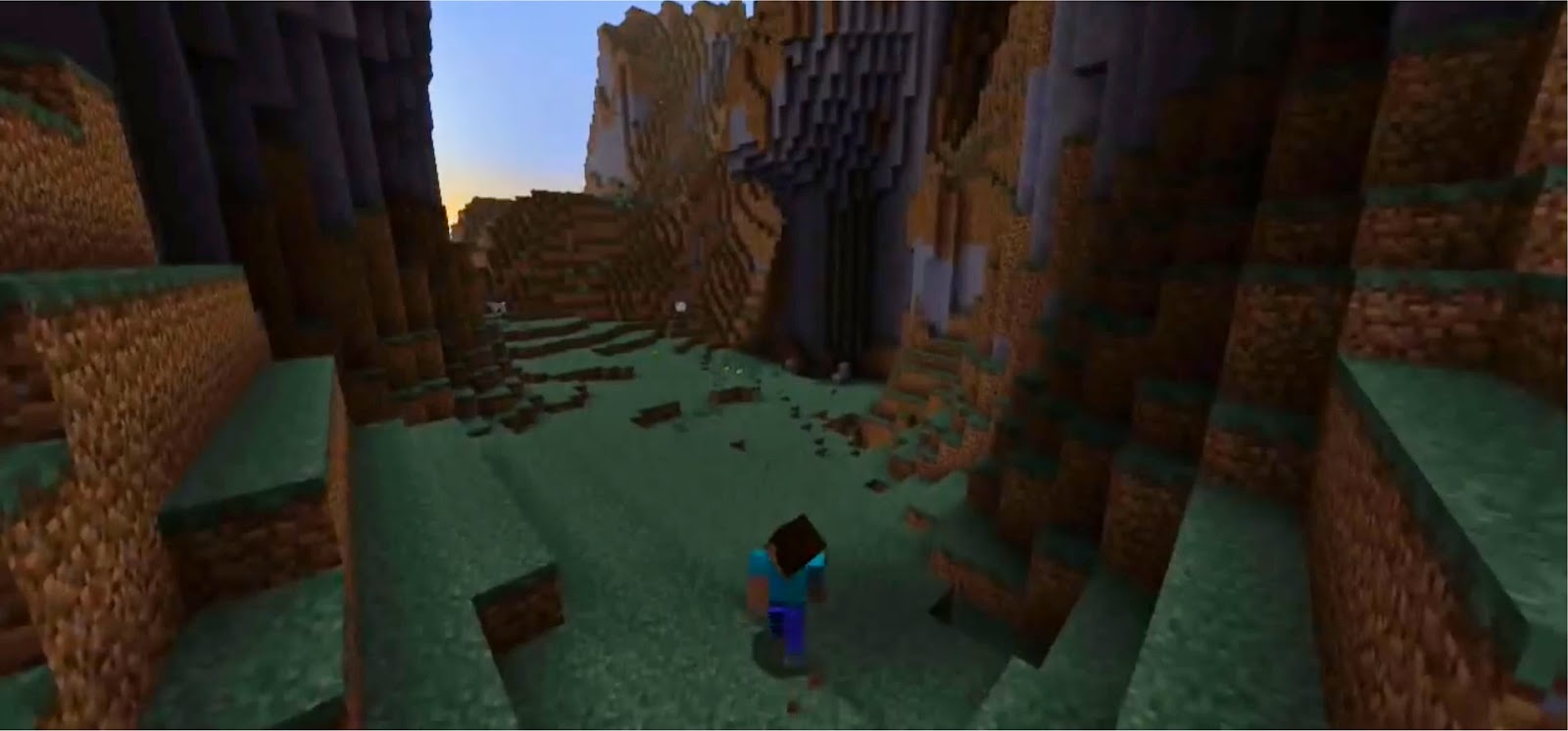 Minecraft Canyon