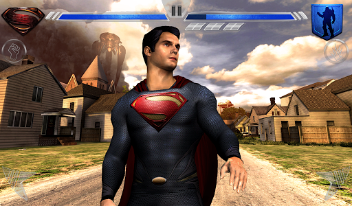 Man Of Steel APK DATA Free