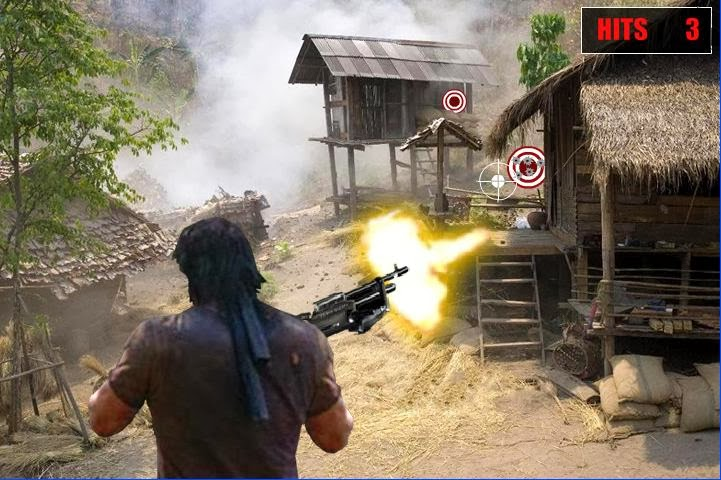 videojuego de pelicula accion shooter