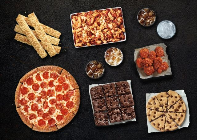 Pizza Hut Unveils New $5 Value Menu & Pizza Hut Unveils New $5 Value Menu | Brand Eating Aboutintivar.Com