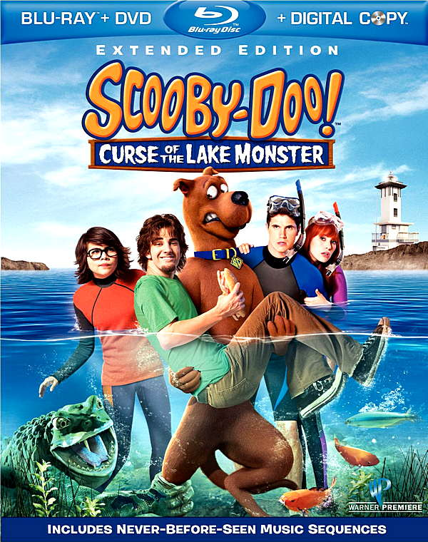 Scooby Doo! : A Maldição do Monstro do Lago   Legendado