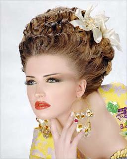 أحدث موضة تسريحات شعر المرأة 2013- أجمل تسريحات 246052alsh3er.jpg