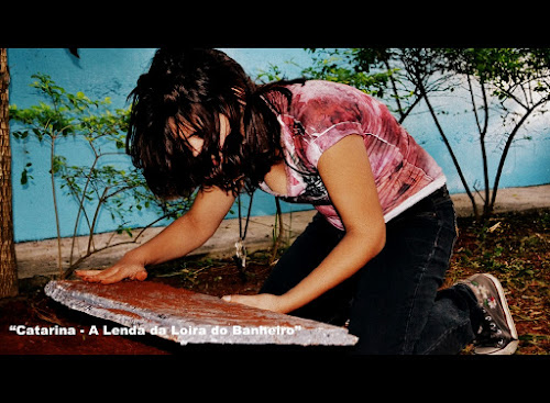 Filme: Catarina - A Lenda da Loira do Banheiro