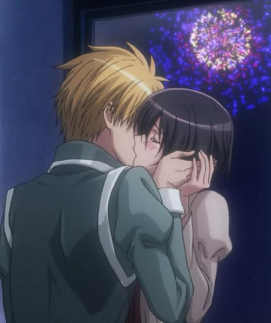 Behind My Crooked Glasses: Usui And Misaki