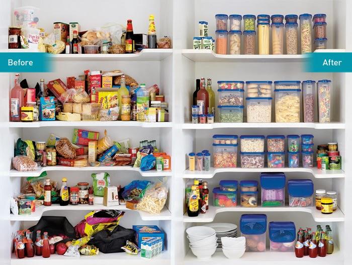 Tupperware online untuk kediaman cara menyusun dan for Cara bikin kitchen set
