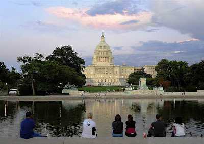 Gambar Gedung U.S. Capitol