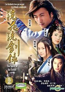 Phim Bộ dã sử cổ trang Trung Quốc Hay - Hồn Kiếm - Full 40/40 Tập