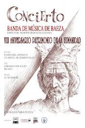 """VIII ANIVERSARIO """"BAEZA PATRIMONIO DE LA HUMANIDAD"""""""